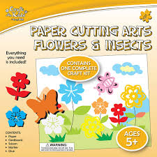 paper cutting art insect by craft for kids bms wholesale