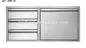 Outdoor Kitchen Stainless Steel Cabinets Luxury Outdoor Kitchen Stainless Steel Cabinet Doors Eva Furniture