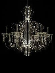 Baroque Chandelier Plexy Baroque Chandeliers On Behance