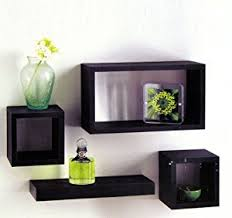 Wooden Wall Shelves Design by Wall Shelves Design Wall Hanging Cube Shelves Ideas Interlocking