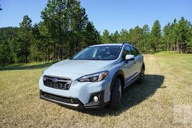 2018 subaru crosstrek first drive review digital trends