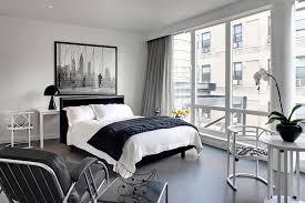 chambre avec lit noir ma chambre j aime les fenêtres ils sont excellente les murs gris