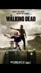 Yeet Meme - the walking dead more like the walking yeet funny