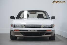 nissan silvia stance japanese classics 1989 nissan silvia k u0027s ca18det