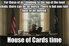 Cards Meme - the best house of cards season 3 memes vh1 news