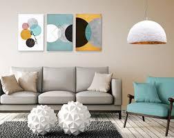 modern living room art modern wall art etsy