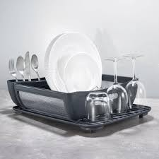 Bed Bath And Beyond Dish Rack Kitchen Sinks Compact Dish Drying Rack Combined Kitchen Details