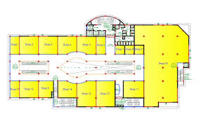 shopping center floor plan mughalmall