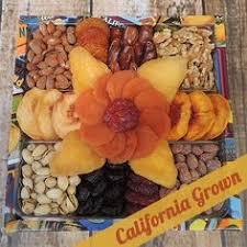 fruit and nut baskets shop fruit nut trays the best fruit platters for christmas