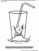 if you give a mouse a cookie coloring page 3 familyeducation
