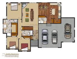florr plans color floor plan residential floor plans 2d floor plan renderings