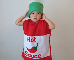 Food Costumes Kids Food Drink Kids Costume Sauce Costume Halloween Costume Chili Pepper