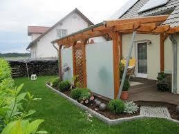 pergola glass roof interiors design