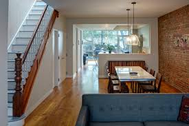 dining room brooklyn brooklyn rowhouse traditional dining room new york by bfdo