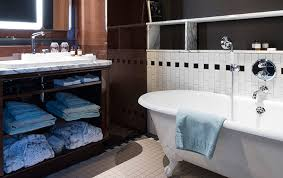 design my bathroom axor bathroom mixers in the design hotel les bains pop up