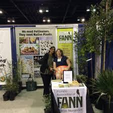 florida native aquatic plants 35 fann members exhibiting at 2017 landscape show florida