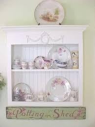 Shabby Chic Plate Rack by 83 Best Plate Racks U0026 Cute Shelves Images On Pinterest Kitchen