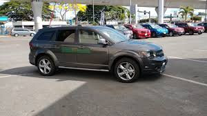 dodge crossroad 2017 new 2017 dodge journey crossrd sport utility in pearl city pd6971