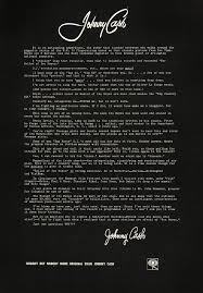 La Z Boy Hayes Casual by Johnny Cash U0027s Letter To Radio Stations Read What He Wrote In 1964