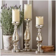Tall Home Decor Furniture Tall Glass Hurricane Pillar Candle Holders For
