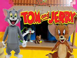 video for kids youtube kidsfuntv tom and jerry toys tricky trap house toys youtube