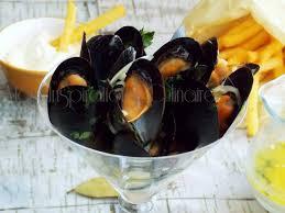 cuisiner des moules au vin blanc moules marinières sans vin blanc le de samar