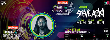 Vh1 Hit The Floor Season 2 Steve Aoki To Come Down For The First Ever Vh1 Supersonic Arcade