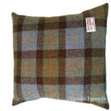 highland tartan tweeds scottish 100 wool rug blanket a00175