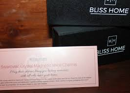 Party Glasses Swarovski Crystal Bliss Home Swarovski Crystal Magnetic Wine Charms Oh Bite It