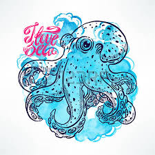 1 055 beautiful octopus cliparts stock vector and royalty free