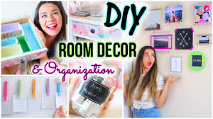 Diy Bedroom Organization by Diy Room Decor U0026 Organization For 2015 Youtube