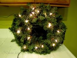 notions from nonny easy deco mesh christmas wreath
