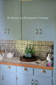 Kitchen Cabinet Transformations At Home At Evergreen Cottage Product Review Rust Oleum Cabinet