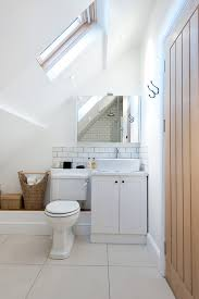 loft conversion bathroom ideas entrancing 70 small bathrooms loft conversions decorating design of
