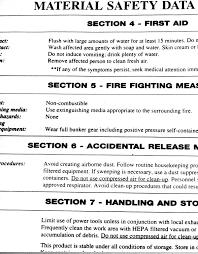 Resume Espanol Safety Data Sheet Wikipedia