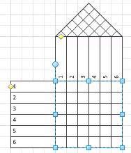 membuat flowchart di visio 2010 create a six sigma flowchart or house of quality diagram visio
