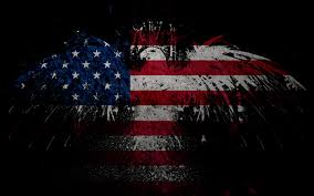 American Flag Skull American Flag Wallpapers High Quality American Flag Background
