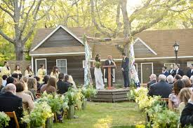 Wedding In Backyard by Best Low Key Weddings In Vogue Vogue