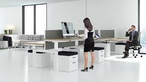 Benefits Of Standing Desk by Avoiding Musculoskeletal Problems By Implementing Standing Desks