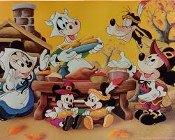 mickey mouse thanksgiving wallpapers wallpapers