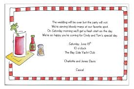 brunch invitation sle lunch invitation wording