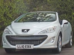 peugeot 208 cabriolet for sale used peugeot 308 convertible for sale motors co uk