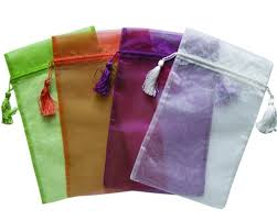 mesh gift bags customized gift bags with printed logo from china manufacturer