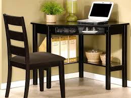 Solid Wood Corner Desk Office Corner Computer Office Desk For Small Office Office