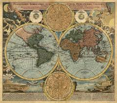 Ancient World Map by Ancient Map U2014 Stock Photo Katatonia82 6060388