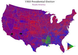 Maps De Usa by Election 2004 Results