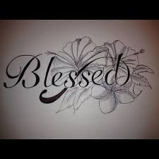 blessed tattoos for girls pictures to pin on pinterest tattooskid