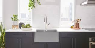 is an apron sink the same as a farmhouse sink farmhouse sinks apron front kitchen sinks blanco