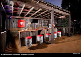 Rustic Backyard Ideas 50 Tips And Ideas For A Successful Cave Decor Backyard Bar
