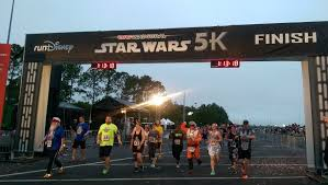 star wars light side half marathon postponed star wars 5k recap darkside rundisney run dmt